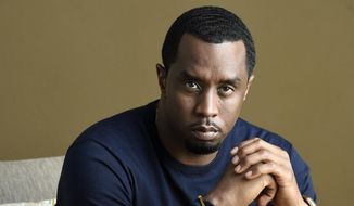 "In this June 19, 2017, file photo, Sean Combs, producer of the documentary film ""Can't Stop Won't Stop: A Bad Boy Story,"" poses for a portrait at the Four Seasons Hotel in Los Angeles. Combs announced on Nov. 4, 2017, that he was changing his nickname to Love or Brother Love. (Photo by Chris Pizzello/Invision/AP, File)"
