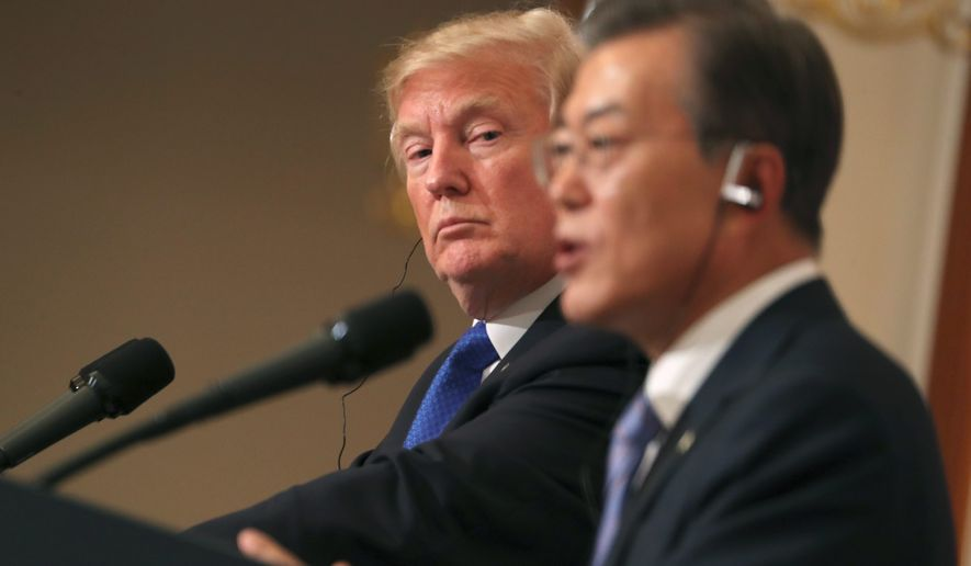 President Trump will visit China Wednesday for the first time in his presidency, where he will meet with Chinese President Xi Jinping to discuss both North Korean leader Kim Jong-un. Republicans have also urged Mr. Trump to press Mr. Xi on the country's human rights record, which they believe has been dismal under communism. (Associated Press)