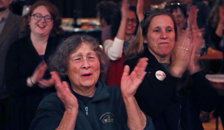 Voters in Maine cheered last week after opting to join 31 other states and expand Medicaid under President Obama's Affordable Care Act. (Associated Press/File)