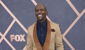 In this Sept. 25, 2017, file photo, Terry Crews attends 2017 the Fox Fall Party at Catch LA in West Hollywood, Calif. Crews has filed a police report after saying he was sexually assaulted by a high-level Hollywood executive. Los Angeles Police Officer Sal Ramirez said that Crews had filed a report on Wednesday, Nov. 8, 2017, though Ramirez would not give the subject of the report. (Photo by Richard Shotwell/Invision/AP, File)