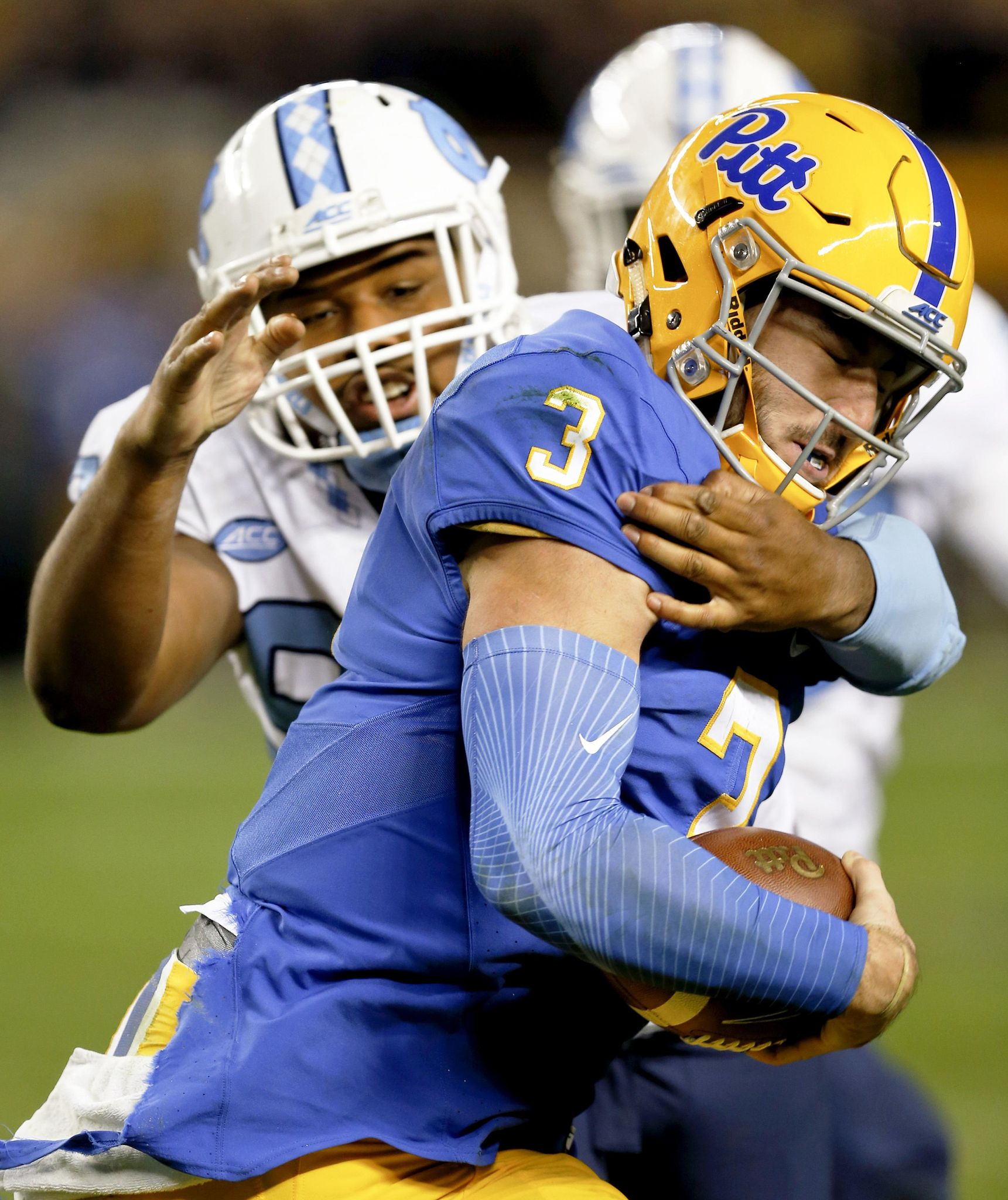 201502b6057009 Loss to UNC leaves Pitt with no wiggle room for bowl bid ...