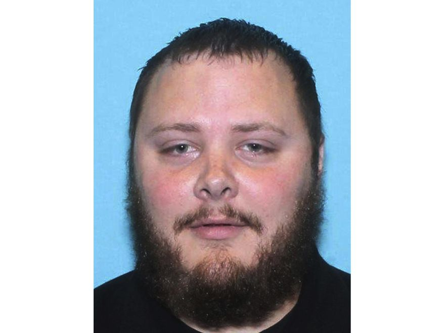 This undated file photo provided by the Texas Department of Public Safety shows Devin Patrick Kelley, the suspect in the shooting at First Baptist Church in Sutherland Springs, Texas, on Sunday, Nov. 5, 2017. (Texas Department of Public Safety via AP, File)