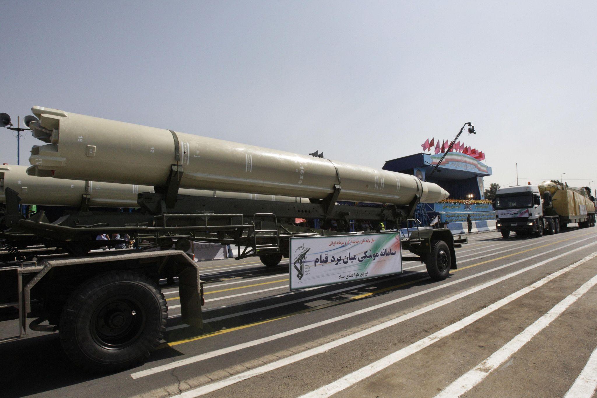 U.S. intel showed Iran-backed militias moving rockets in Iraq: Report
