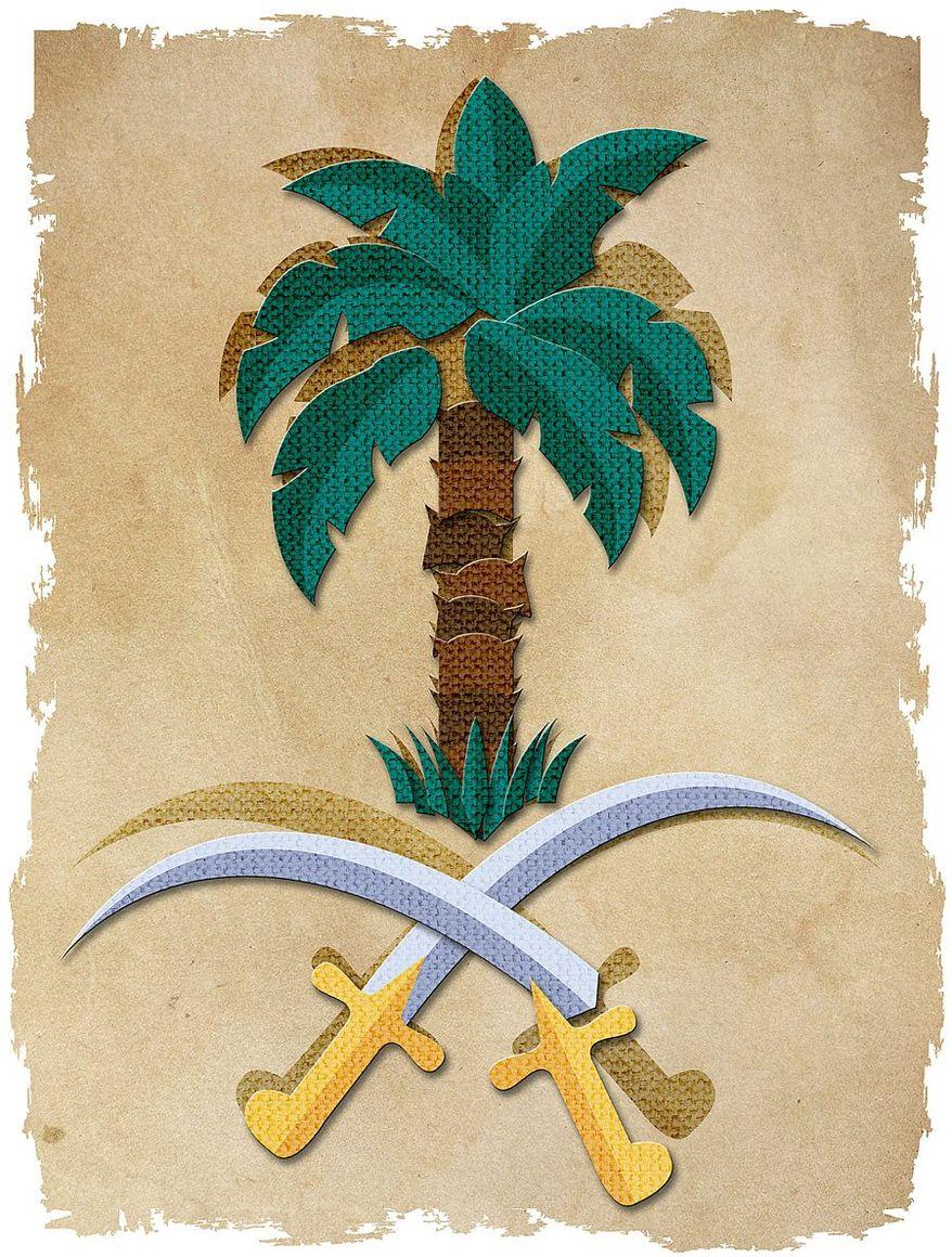 Tremors in the Saudi Arabian Kingdom Illustration by Greg Groesch/The Washington Times
