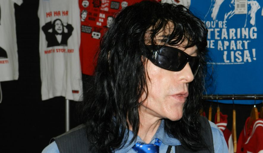 Tommy Wiseau.  (Dave Kapp)