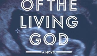 "This cover image released by Harper shows ""Future Home of the Living God,"" a novel by Louise Erdrich. (Harper via AP)"