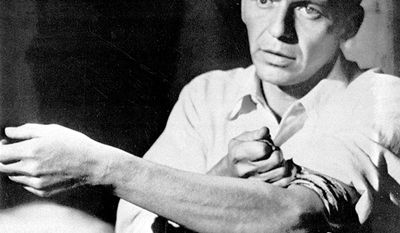 """Frank Sinatra is one of the best-selling music artists of all time, having sold more than 150 million records worldwide. Sinatra found success as a solo artist after he signed with Columbia Records in 1943, becoming the idol of the """"bobby soxers"""". He released his debut album, The Voice of Frank Sinatra, in 1946. Sinatra's professional career had stalled by the early 1950s, and he turned to Las Vegas, where he became one of its best known performers as part of the Rat Pack. His career was reborn in 1953 with the success of From Here to Eternity, with his performance subsequently winning an Academy Award and Golden Globe Award for Best Supporting Actor. Sinatra forged a highly successful career as a film actor. After winning an Academy Award for From Here to Eternity, he starred in The Man with the Golden Arm, and received critical acclaim for his performance in The Manchurian Candidate. He appeared in various musicals such as On the Town, Guys and Dolls, High Society, and Pal Joey, winning another Golden Globe for the latter. Toward the end of his career, he became associated with playing detectives, including the title character in Tony Rome. Sinatra would later receive the Golden Globe Cecil B. DeMille Award in 1971. On television, The Frank Sinatra Show began on ABC in 1950, and he continued to make appearances on television throughout the 1950s and 1960s. Sinatra was also heavily involved with politics from the mid-1940s, and actively campaigned for presidents such as Harry S. Truman, John F. Kennedy and Ronald Reagan."""