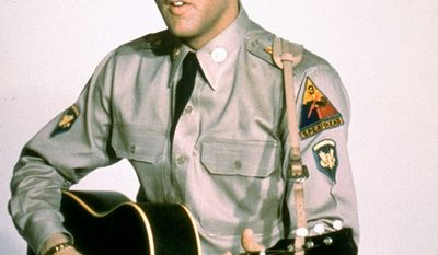"""Elvis Presley is regarded as one of the most significant cultural icons of the 20th century.Presley's first RCA single, """"Heartbreak Hotel"""", was released in January 1956 and became a number-one hit in the United States. After a series of successful network television appearances and chart-topping records, he was regarded as the leading figure of rock and roll. In November 1956, Presley made his film debut in Love Me Tender. In 1958, he was drafted into military service. He resumed his recording career two years later, producing some of his most commercially successful work before devoting much of the 1960s to making Hollywood films and their accompanying soundtrack albums. In 1968, following a seven-year break from live performances, he returned to the stage in the acclaimed televised comeback special Elvis, which led to an extended Las Vegas concert residency and a string of highly profitable tours. Commercially successful in many genres, including pop, blues and gospel, he is one of the best-selling artists in the history of recorded music, with estimated record sales of around 600 million units worldwide. He won three Grammys, also receiving the Grammy Lifetime Achievement Award at age 36, and has been inducted into multiple music halls of fame."""