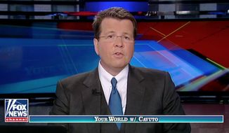 Fox News host Neil Cavuto declared during his show Tuesday that he has no interest in interviewing President Trump. (Fox News)