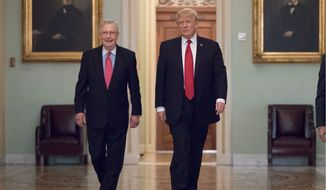 A new Rasmussen Reports survey says that nearly 60 percent of voters predict that the Republican Party will lose control of Congress next year. (Associated Press)