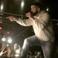 U.S. rapper Drake stopped his Sydney, Australia, concert mid-song Wednesday night to chastise a fan for allegedly groping women in the audience. (Instagram/@louisesukari)