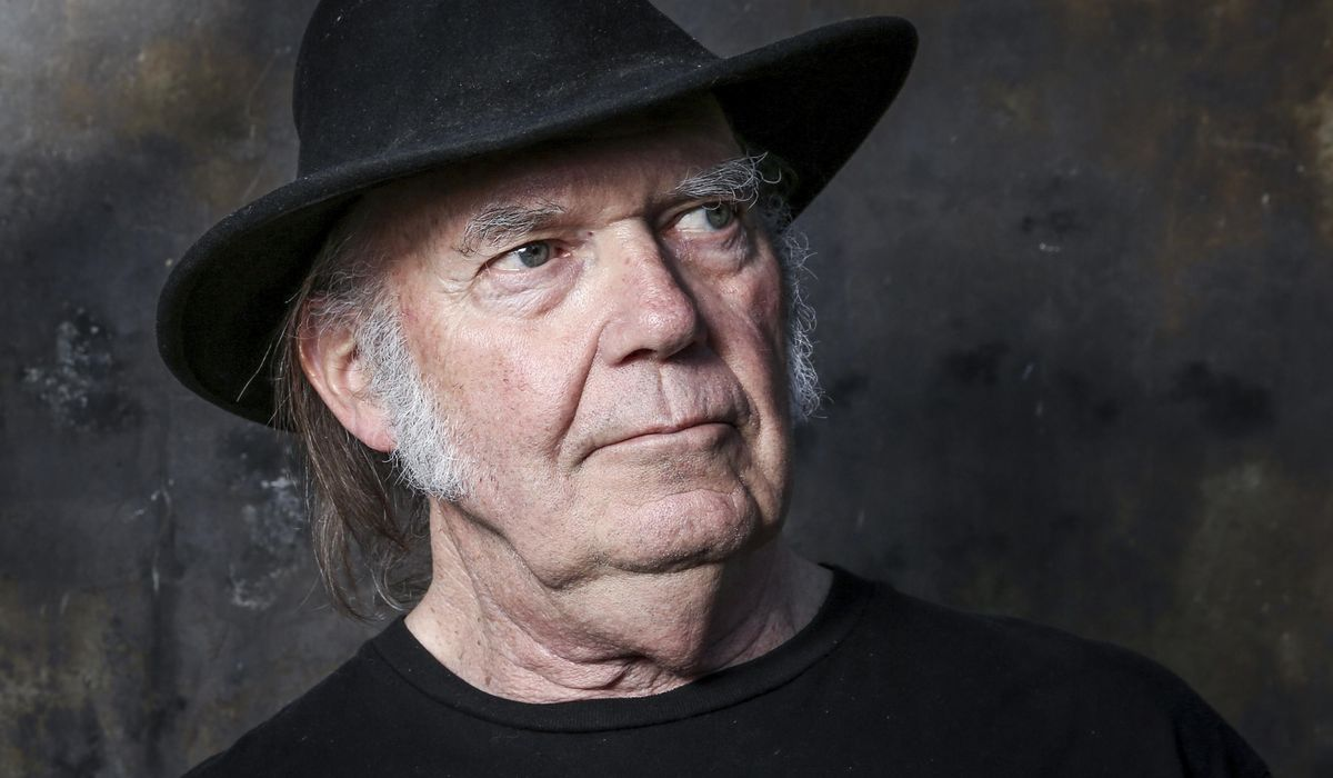 Neil Young sues Trump campaign for copyright infringement