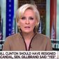 "MSNBC's Mika Brzezinski on the Nov. 17, 2017 edition of ""Morning Joe."" (MSNBC)"