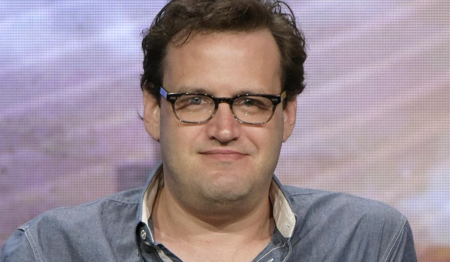 In this Aug. 11, 2016 file photo, executive producer Andrew Kreisberg participates in a panel during The CW Television Critics Association summer press tour in Beverly Hills, Calif. (Photo by Richard Shotwell/Invision/AP, File)