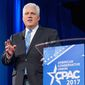 "The American Conservative Union Foundation chairman Matt Schlapp, seen at CPAC 2017, will host ""Asian CPAC"" in Tokyo next month. The conference will include discussions on economic and military security. (The Washington Times)"