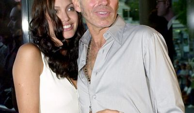 Billy Bob Thornton was engaged to Laura Dern when he began his affair with Angelina Jolie. Thornton and Jolie wed in 1999, but divorced in 2003.