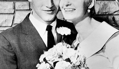 One of Hollywood's greatest love stories, Paul Newman and Joanne Woodward were married for 50 years. Newman was still married to his first wife, Jackie Witte, when they first met in 1953