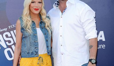 Tori Spelling (who was married to Charlie Shanian) was filming the Lifetime TV-movie Mind Over Murder in Ottawa, when she met actor Dean McDermott, who was then married to actress Mary Jo Eustace. Spelling and McDermott began an affair the night they met, Spelling and Shanian separated in October 2005. Spelling married Dean McDermott on May 7, 2006, in a private ceremony in Fiji.