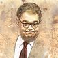 Al Franken Illustration by Greg Groesch/The Washington Times