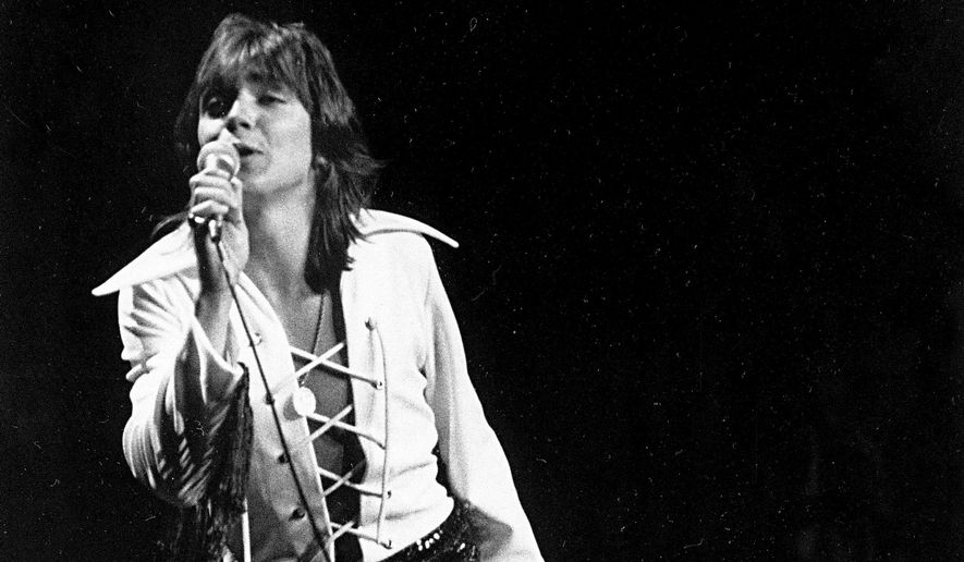 Teen Pop Idol David Cassidy Is Performing At New York Cityu0026#39;s Madison