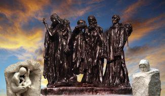 Rodin Trio.  (Jon H. Davis/Northern Lights Studio)