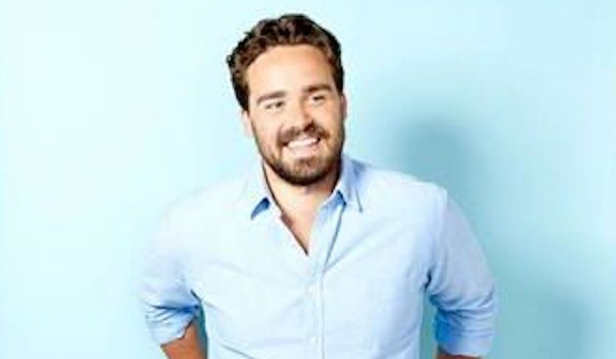 "CNN reporter Dylan Byers is facing criticism online after he complained that the recent wave of sexual misconduct allegations plaguing the media and entertainment industries is resulting in a ""drain of talent."" (Facebook/@Dylan Byers)"