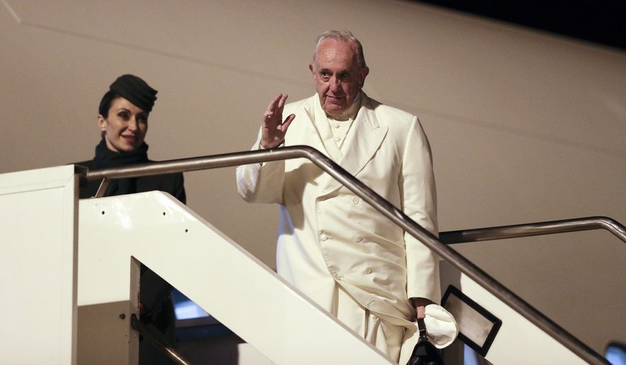 Pope Francis left the Vatican on Sunday for a six-day trip to Myanmar and Bangladesh. While attention will focus on how Francis addresses the Rohingya Muslim crisis, the trip also holds huge significance for the tiny Catholic communities in each country. (Associated Press/File)