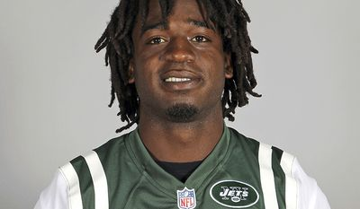 Former New York Jets running back Joe McKnight. was shot to death following an argument at an intersection with another motorist on Dec. 1, 2016, in Terrytown, a suburb of New Orleans.
