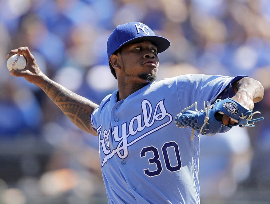 Kansas City Royals pitcher Yordano Ventura, died on Jan. 22, 2017 in his native Dominican Republic after driving his Jeep through the guardrail on a mountainous roadway