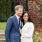 Prince Harry and Meghan Markle    Associated Press photo