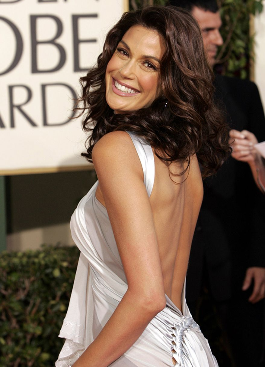 ..long before Teri Hatcher was Lois Lane and a Golden Globe Best Actress winner in Desperate Housewives.