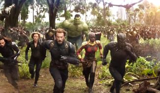 "Marvel Studios released the long-awaited trailer to ""Avengers: Infinity War"" on Nov. 29, 2017. (Image: YouTube, Marvel Entertainment)"