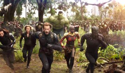 """Marvel Studios released the long-awaited trailer to """"Avengers: Infinity War"""" on Nov. 29, 2017. (Image: YouTube, Marvel Entertainment)"""