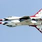 """The U.S. Air Force relieved the commander of its iconic Thunderbirds aerial demonstration team on Nov. 20, 2017, due to """"lost confidence."""" (Image: U.S. Air Force)"""
