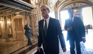 Special counsel Robert Mueller could open his investigation to additional criticism, depending on how his team is spending taxpayer dollars. (Associated Press/File)