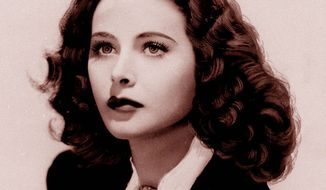 Hedy Lamarr . (Associated Press) ** FILE **