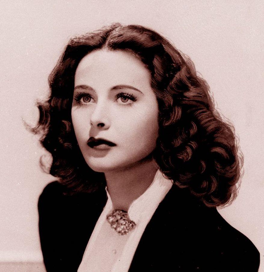 Hedy Lamarr . (Associated Press) ** FILE **