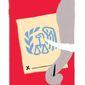 Illustration on Republican tax legislation by Linas Garsys/The Washington Times