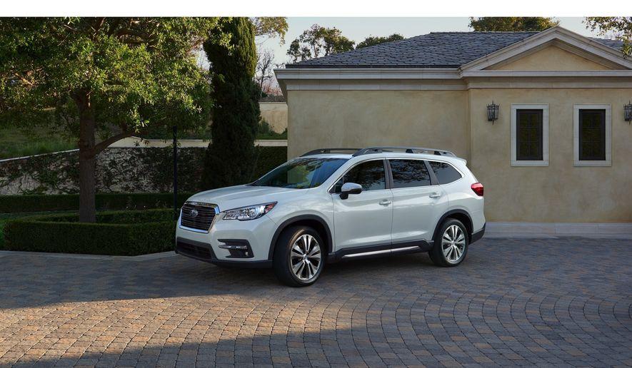 Subaru of America, Inc. announced that it will boost SUV production at an Indiana plant, providing some 200 new jobs. ((PRNewsfoto/Subaru of America, Inc.))