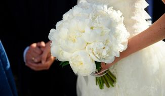 In 2016, the average price of a U.S. wedding hit $35,329, excluding honeymoon.