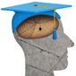 Wasted College Education Illustration by Greg Groesch/The Washington Times