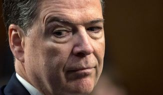 James Comey (Associated Press) **FILE**