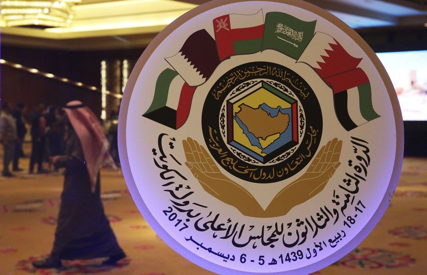 The rift among Arab nations of the Gulf Cooperation Council is no closer to resolution today than when it began in June 2017, a Qatari diplomat said. (Associated Press/File)