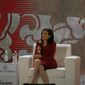 Facebook Chief Operating Officer Sheryl Sandberg said as many as two-thirds of male executives are afraid to be alone with a female colleague. (Associated Press)