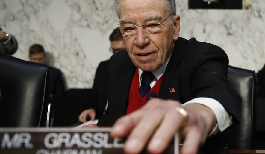 Image result for photos of chuck grassley
