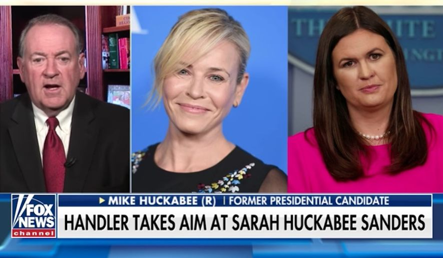 Mike Huckabee Daughter
