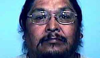 This undated image provided by the FBI shows Fydel Jones, of Supai, Ariz. Jones faces charges of abusive sexual contact and theft. The FBI is seeking others who might have been victimized by Jones on the Havasupai reservation in northern Arizona. (FBI via AP)