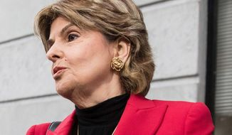 Gloria Allred. (Associated Press) ** FILE **