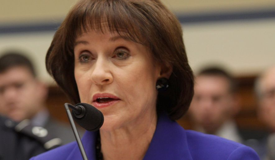 "Former IRS senior executive Lois G. Lerner told a federal court last week that there's ""no legitimate"" reason why the public should see her testimony about her role in tea party targeting, pleading with a judge to keep her deposition permanently sealed. (Associated Press)."