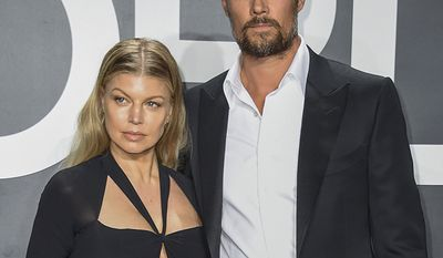 After eight years of marriage, Fergie and Josh Duhamel announced they were separating in September.